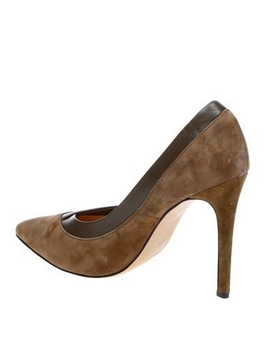 Fabrika Topuklu Ayakkabı Haki